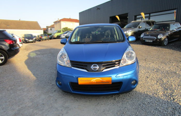 nissan note 1 5 dci 86 life diesel pascal auto occasion brive. Black Bedroom Furniture Sets. Home Design Ideas